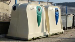 Containers 'Verre' et 'Papier' installés fin de semaine du 10 mars