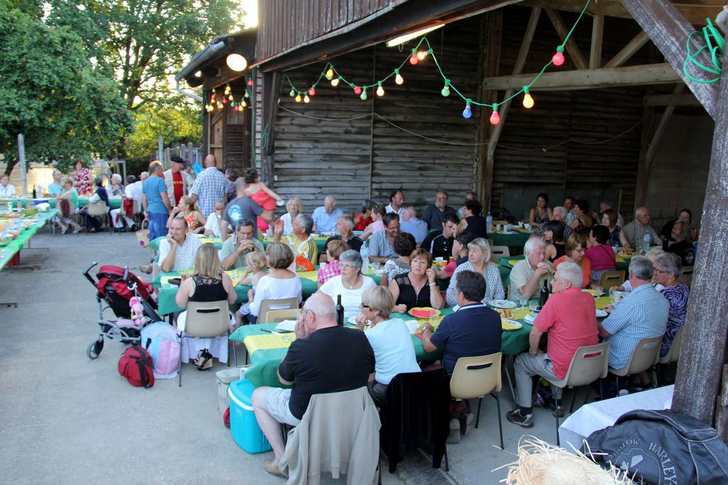 Kermesse à Peyrette le 3 juillet
