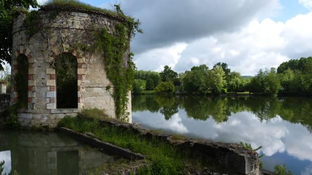 Le Château de Rogé (ou Roger)